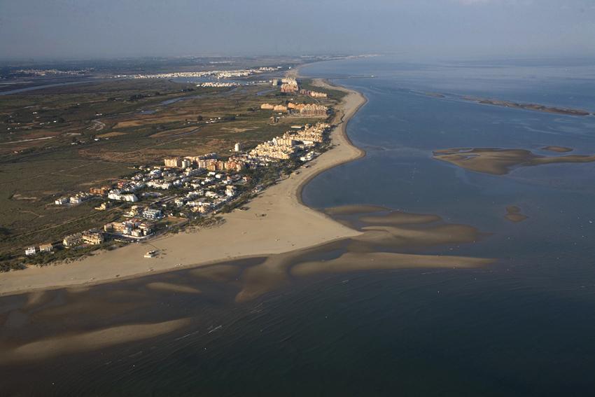 Isla Canela , Ayamonte, Huelva, Andalucía, España