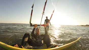 Curso Kite Surf
