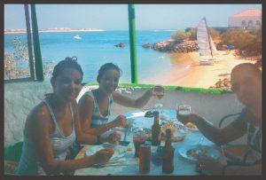 Experiencia de Kanela Sailing School en el Guadiana
