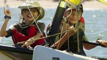 Curso Catamaran Infantil