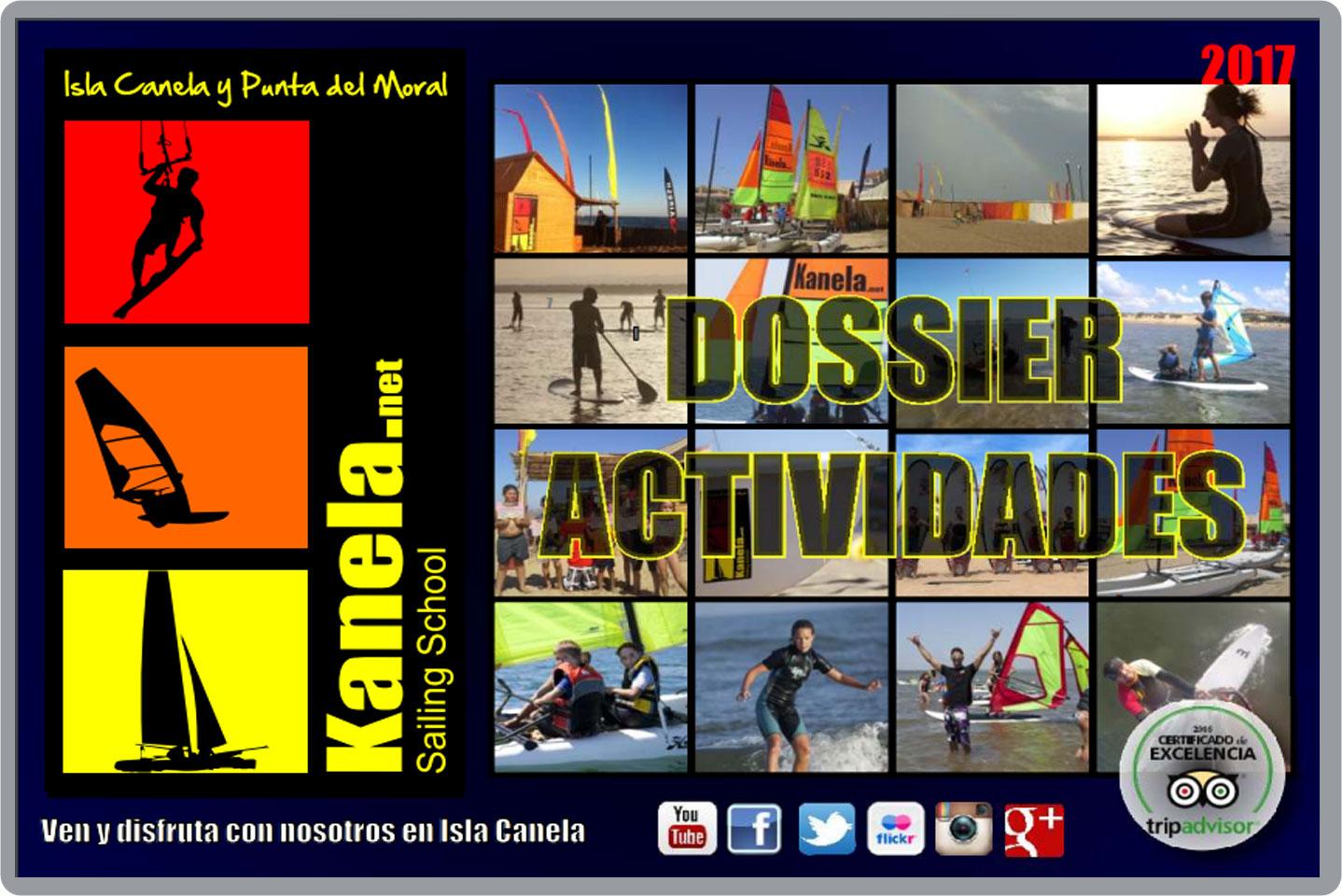 Dossier of activities