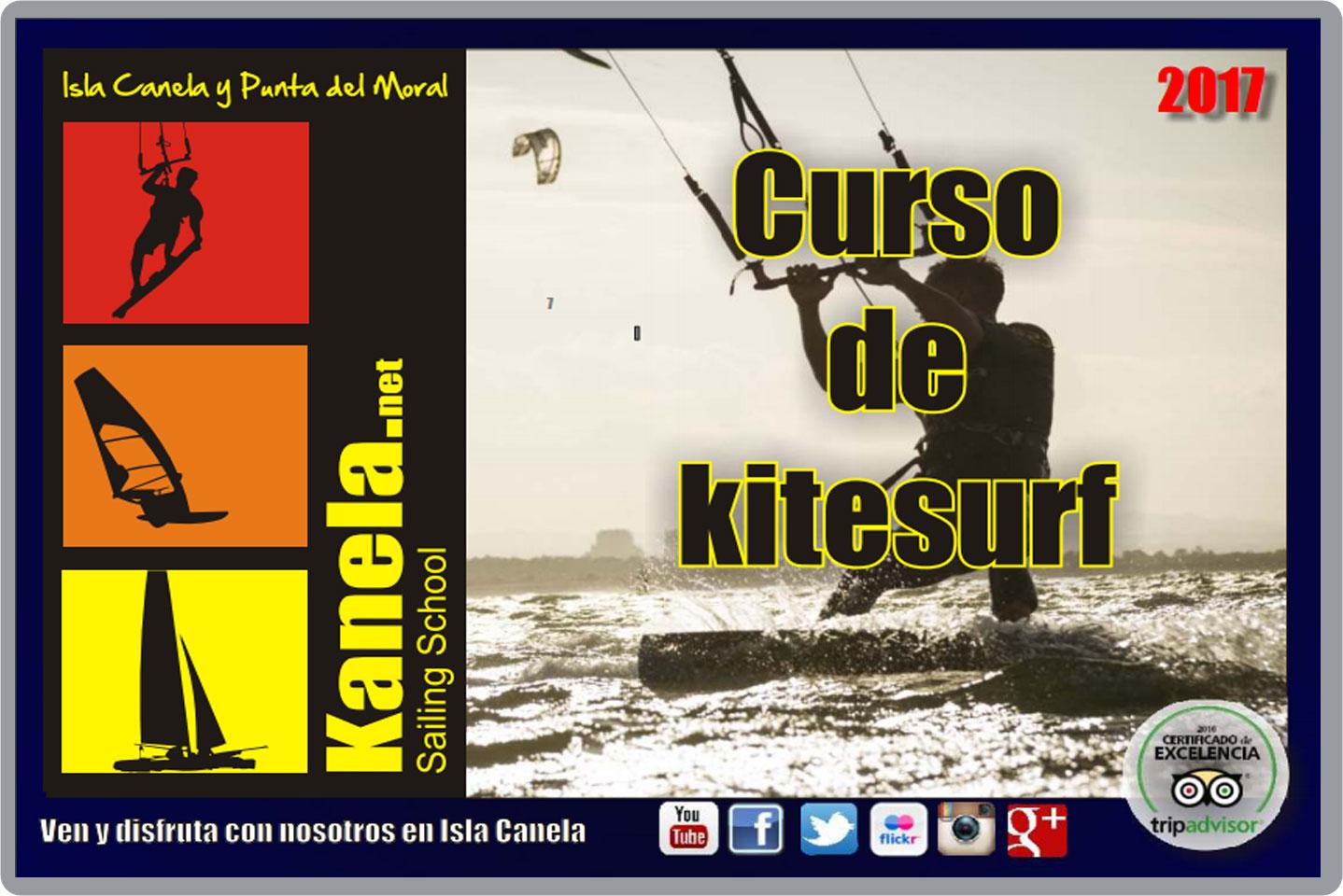 Dossier Curso Kite Surf