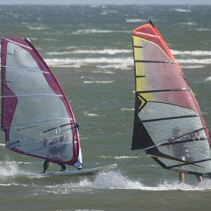 Alquiler de windsurf en Isla Canela Huelva
