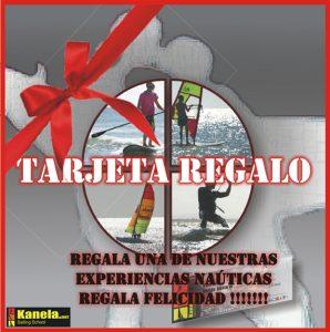 tarjeta regalo para nuestras activiades en Huelva