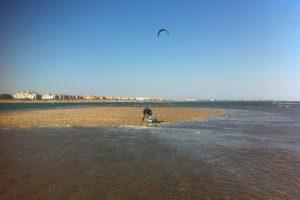 Kite surf Isla Canela