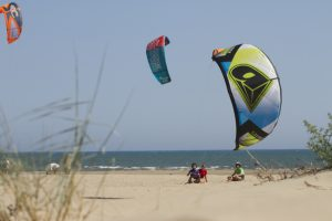 curso de kite surf en Huelva