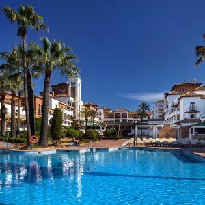 Hotel Barceló en Isla Canela