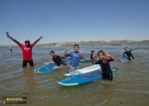 Curso De Surf En Isla Canela